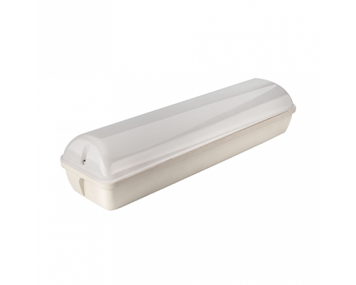 Светодиодный светильник DMS серия HCS Long 390*105*83мм в комплекте с рассеивателем 20 Вт 5000К световой поток 2700Lm