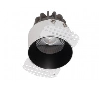 COOL TRIMLESS 13 WH/BL D45 4000K (with driver)