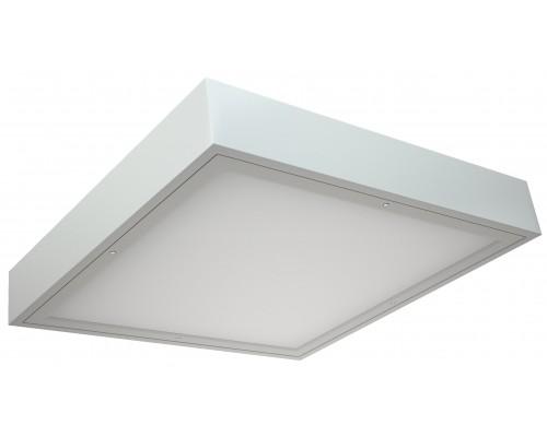 CLEAN 595 EM mat tempered glass 4000K