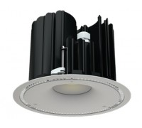 DL POWER LED 40 D80 IP66 HFD 4000K mat